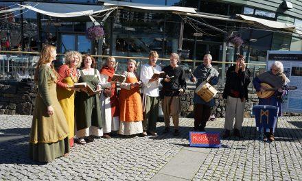 Musicantus kommer på Tønsberg Vikingfestival!