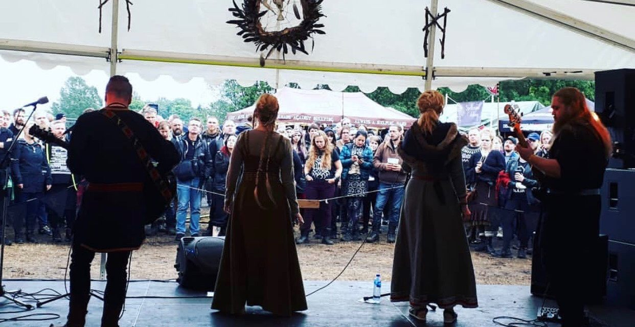 Vǫluspá spiller lørdag