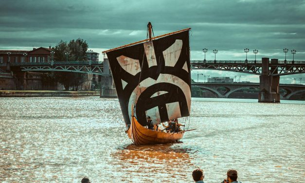 Bátar fra Frankrike til festivalen